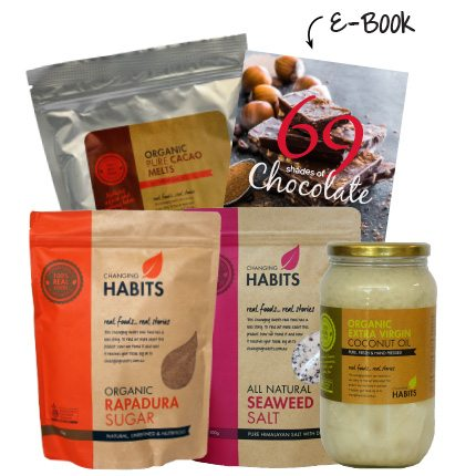 Changing Habits Chocolate Making Ultimate Pack